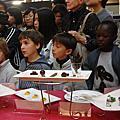 20100128 高雄餐旅學院 & 台北國際書展法國主題館示範講座