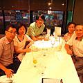 090806  爸生日+父親節吃西堤