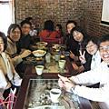 UCLA學術交流團對聚餐之金桔農莊