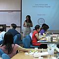 課程所碩士班歡迎會2010.5.5
