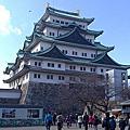 2013/1/24 ~~ 名古屋城 + 榮町商圈