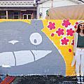 台南。善化彩繪村