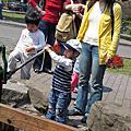 台大郊遊去(IRIS 2歲2個月媽媽社團活動)