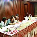 1129結婚晚宴佈置-收禮桌