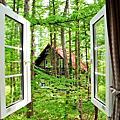 住在北海道【小木屋】