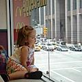 2005年,紐約市留學生活