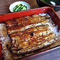 2008春,淺草「色川」鰻魚飯