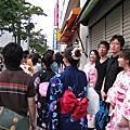 2008夏,東京隅田川花火大會
