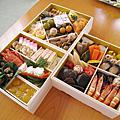 2011年,日本新年年菜