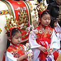 2009春,麻布十番花祭幼兒遊行