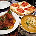 2009夏,東麻布印度料理「Surya」