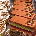 2009秋,六本木Tokyo Midtown Jean-Paul Hévin Chocolatier法式甜點(2010/1/25更新)
