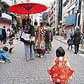 2010春,麻布十番花祭幼兒遊行