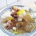 台南市西門市場(大菜市):江水號八寶冰
