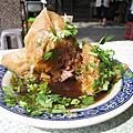 台南市西門路:老店菜粽肉粽