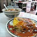 台南市永樂市場:石精臼蚵仔煎、香菇飯湯