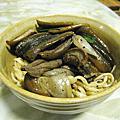 台南市民族路:阿江炒鱔魚