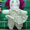 忠義院童們親手製作的娃娃