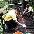 103.07.28魚池鄉團委會社區美化活動