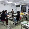 104.10.13工青隊召開幹部會議