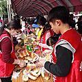 106.12.03 北港鎮團委會支援雲林家扶中心歲末冬暖園遊會