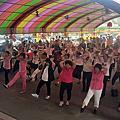 104.05.03竹山鎮公所及天道堂舉辦健行活動