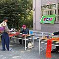 104.02.07鹿谷鄉新春揮毫送春聯