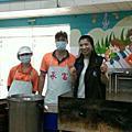 3月27號埔心救國團-辦理關懷校園弱勢兒童吃牛排及慶祝兒童節活動
