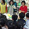 20140311全家便利商店新莊民本店辦理氣球造型教學活動