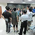 救國團新北市團委會辦理志工成長訓練團隊建立技巧