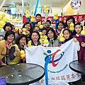 20140312全家便利商店新莊八德店氣球造型教學活動