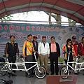 106-4-22參與偕盲騎乘鐵馬身障服務活動-資訊隊