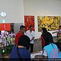 106年4月8日蘆洲國民運動中心油畫展