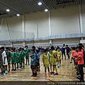 107年5月18日蘆洲國民運動中心5人制少年足球盃比賽