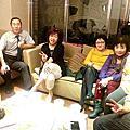 2016-01-05 幹部會議 於 合康雙捷市 交誼廳