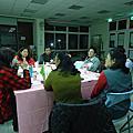 2014年12月25日 汐止區團委十二月份月會