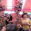 1050109參加工青徐委員公子原住民貴族婚宴