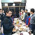 救國團屏東縣工青隊2月份工作月會