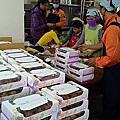 1050121真善美送溫暖給獨居長者系列之鳳梨酥製作