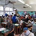2014-11-09 協助身障朋友氣功研習暨結訓烤肉聯誼