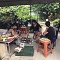 2015-09-27 協助身障朋友烤肉
