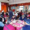 1070215--救國團臺南市安平區團委會--台南榮民之家除夕餐會及二月慶生會
