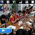 1061203--救國團臺南市安平區團委會--12月份委員會、工作月會暨網路社群媒體研習