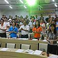 104年6月21日104年台南市救國團-第二季團務工作會報