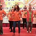104年9月16日協助~華山基金會-愛老人中秋聯歡K歌大賽