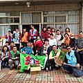 105年03月17日協助腦麻協會愛飛翔開心農場活動
