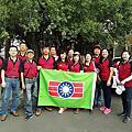 105年10月30日協助救國團台南市團委會64週年團慶活動