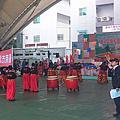 協助臺南市政府警察局1O7年寒假青春盃暨聯合反毒一3對3籃球總決賽活動。