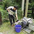 嘉義縣現地水質淨化場採樣工作