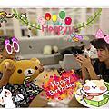 2017.08.17 Rilakkuma Cafe 拉拉熊咖啡廳 台中店